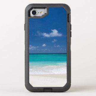 Coque OtterBox Defender iPhone 8/7 L'eau tropicale de turquoise de plage