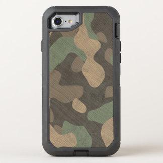 Coque OtterBox Defender iPhone 8/7 Les militaires de région boisée de téléphone