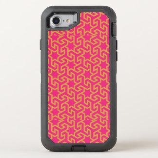 Coque OtterBox Defender iPhone 8/7 Motif en forme d'étoile arabe