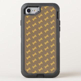 Coque OtterBox Defender iPhone 8/7 os pour la texture de chien