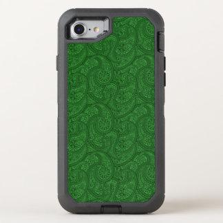 Coque OtterBox Defender iPhone 8/7 Paisley vert