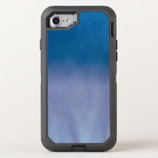 Coque OtterBox Defender iPhone 8/7 Papier 3 d'aquarelle de texture de fond