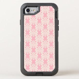 Coque OtterBox Defender iPhone 8/7 Rétro damassé florale