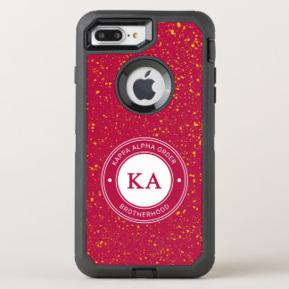 Coque OtterBox Defender iPhone 8 Plus/7 Plus Alpha insigne de l'ordre   de Kappa