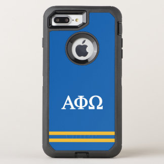 Coque OtterBox Defender iPhone 8 Plus/7 Plus Alpha rayure de sport d'Omega | de phi