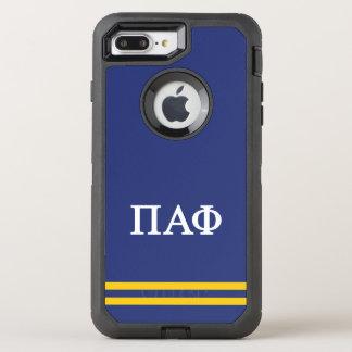 Coque OtterBox Defender iPhone 8 Plus/7 Plus Alpha rayure de sport du phi | de pi