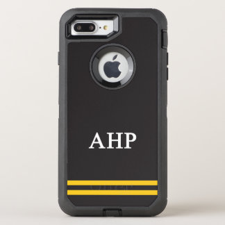 Coque OtterBox Defender iPhone 8 Plus/7 Plus Alpha rayure de sport du Rho | d'Eta