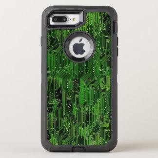 Coque OtterBox Defender iPhone 8 Plus/7 Plus Arrière - plan de carte