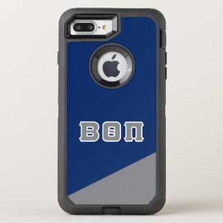 Coque OtterBox Defender iPhone 8 Plus/7 Plus Bêtas lettres de Grec du thêta pi |