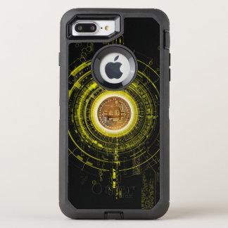 Coque OtterBox Defender iPhone 8 Plus/7 Plus Bitcoin