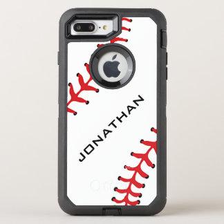 Coque OtterBox Defender iPhone 8 Plus/7 Plus Boîte de loutre de conception de base-ball