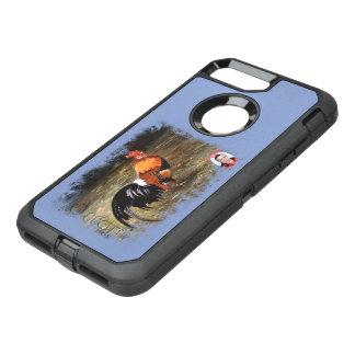 Coque OtterBox Defender iPhone 8 Plus/7 Plus Coq/Gaulois/Rooster
