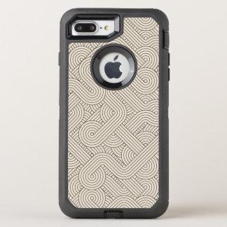 Coque OtterBox Defender iPhone 8 Plus/7 Plus Frontière abstraite