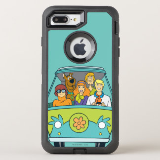 Coque OtterBox Defender iPhone 8 Plus/7 Plus La machine de mystère