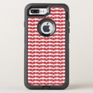 Coque OtterBox Defender iPhone 8 Plus/7 Plus Motif 2 de coeur