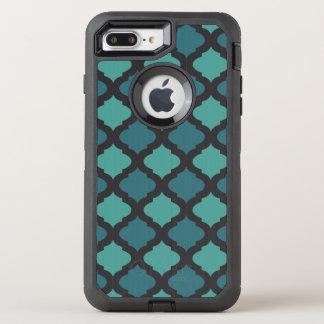 Coque OtterBox Defender iPhone 8 Plus/7 Plus Motif de mosaïque dans le style arabe