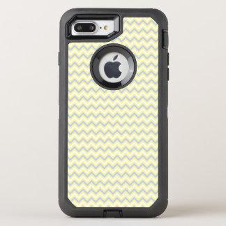 Coque OtterBox Defender iPhone 8 Plus/7 Plus Motif en pastel de Chevron