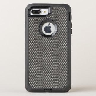 Coque OtterBox Defender iPhone 8 Plus/7 Plus Motif métallique de diamant