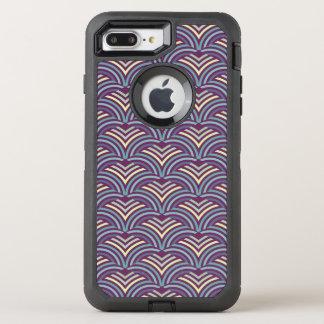 Coque OtterBox Defender iPhone 8 Plus/7 Plus Origine ethnique abstraite
