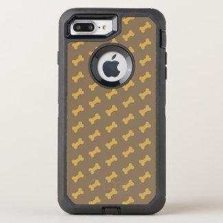 Coque OtterBox Defender iPhone 8 Plus/7 Plus os pour la texture de chien