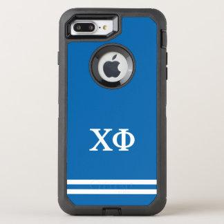 Coque OtterBox Defender iPhone 8 Plus/7 Plus Rayure de sport du phi | de Chi