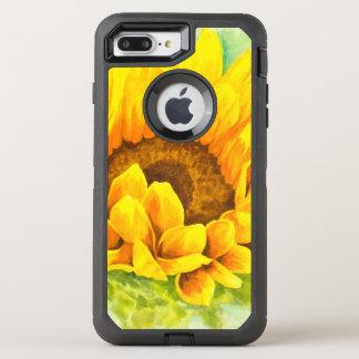 Coque OtterBox Defender iPhone 8 Plus/7 Plus Tournesol