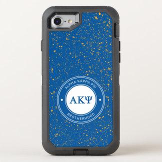 Coque Otterbox Defender Pour iPhone 7 Alpha insigne de livre par pouce carré | de Kappa