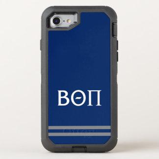 Coque Otterbox Defender Pour iPhone 7 Bêta rayure de sport du thêta pi |