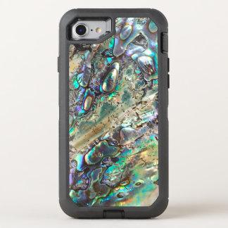 Coque Otterbox Defender Pour iPhone 7 Coquille de paua de reine