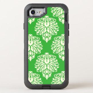 Coque Otterbox Defender Pour iPhone 7 Damassé du sud de cottage de chaux principale