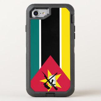 Coque Otterbox Defender Pour iPhone 7 Drapeau de la Mozambique