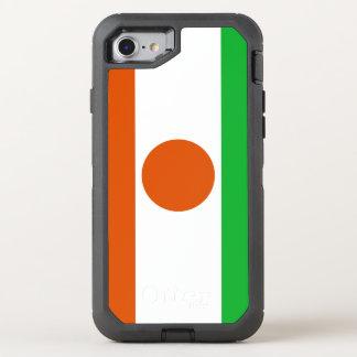 Coque Otterbox Defender Pour iPhone 7 Drapeau du Niger