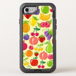 Coque Otterbox Defender Pour iPhone 7 Fruit