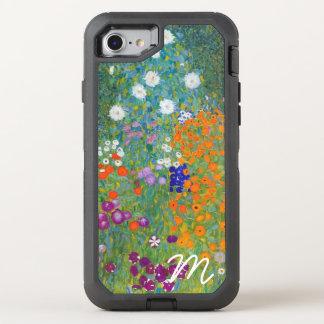 Coque Otterbox Defender Pour iPhone 7 Jardin d'agrément par le monogramme de Gustav