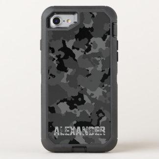 Coque Otterbox Defender Pour iPhone 7 Modèle nommé foncé de Camo