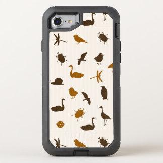 Coque Otterbox Defender Pour iPhone 7 Motif animal 2