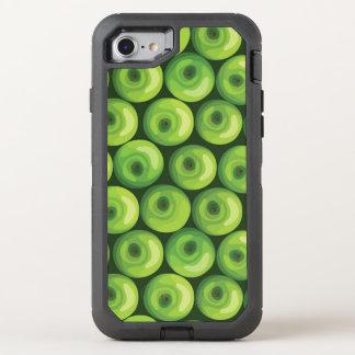 Coque Otterbox Defender Pour iPhone 7 Motif avec les pommes vertes