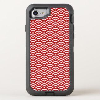 Coque Otterbox Defender Pour iPhone 7 Motif de Japonais
