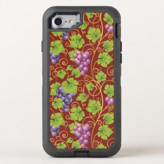 Coque Otterbox Defender Pour iPhone 7 Motif de raisin