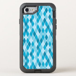 Coque Otterbox Defender Pour iPhone 7 Motif d'hiver de harlequin