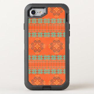 Coque Otterbox Defender Pour iPhone 7 Motif tricoté par Noël
