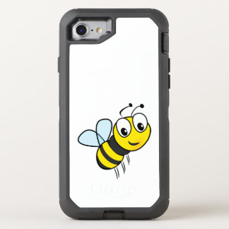 Coque Otterbox Defender Pour iPhone 7 mouche d'art de miel