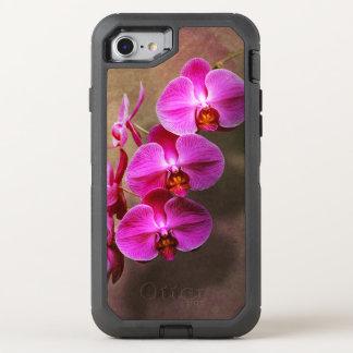 Coque Otterbox Defender Pour iPhone 7 Orchidée - Phalaenopsis - l'orchidée de mite