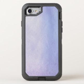 Coque Otterbox Defender Pour iPhone 7 Papier 2 d'aquarelle de texture de fond