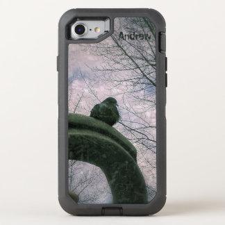 Coque Otterbox Defender Pour iPhone 7 Pigeon triste