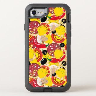 Coque Otterbox Defender Pour iPhone 7 Pizza