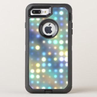 Coque Otterbox Defender Pour iPhone 7 Plus Abrégé sur lampes au néon de Patel