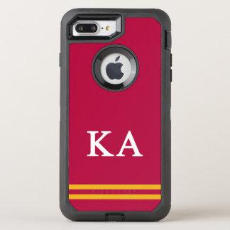 Coque Otterbox Defender Pour iPhone 7 Plus Alpha rayure de sport de l'ordre | de Kappa