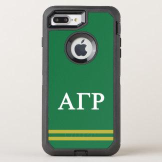 Coque Otterbox Defender Pour iPhone 7 Plus Alpha rayure gamma de sport du Rho |