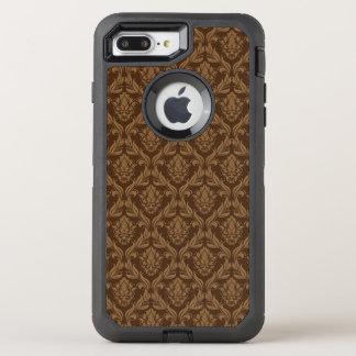 Coque Otterbox Defender Pour iPhone 7 Plus Arrière - plan 2 de damassé